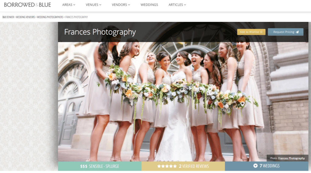 wedding photography bridal party denver colorado